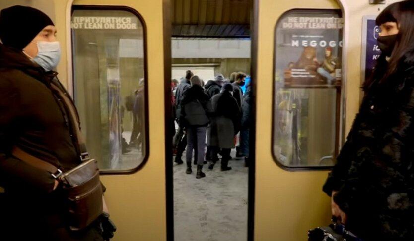 У Кличко объяснили специфику работы метро во время карантина