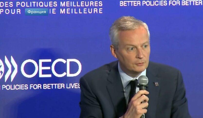 Брюно Ле Мэр, Украина и Франция, стратегические соглашения