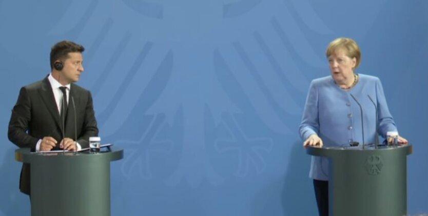 """Эксперт оценил переговоры Зеленского и Меркель и предрек конец """"эпохи большой лжи"""""""