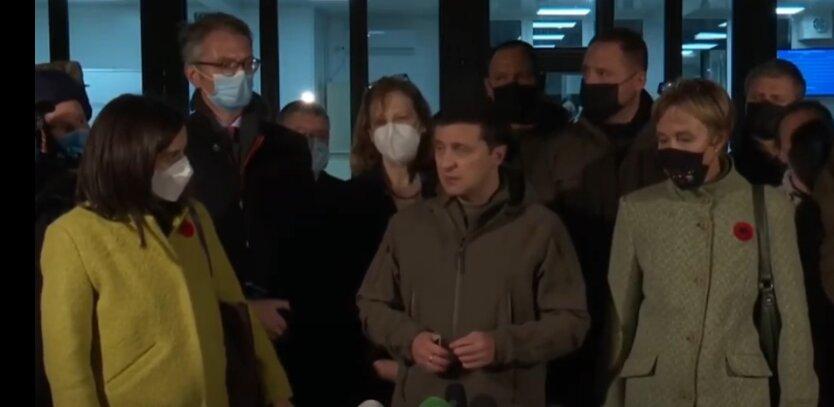 "Владимир Зеленский, ""нормандский формат"", Донбасс"