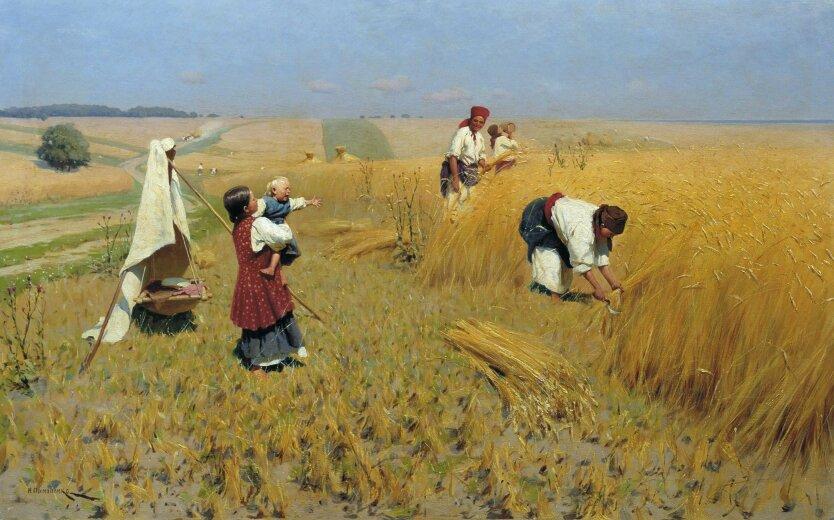 Сравнительный анализ положения сельского хозяйства Украины и Израиля