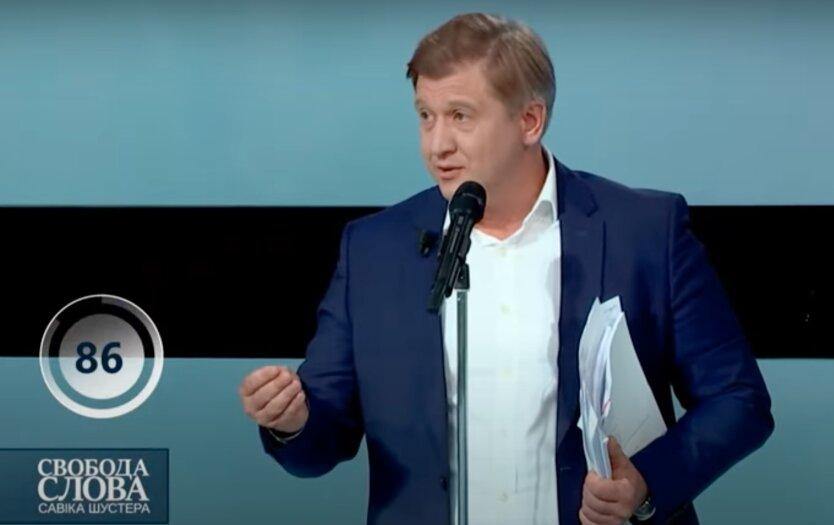 """""""Закон об олигархах"""" повлияет на экономику и предприятия, - Данилюк"""
