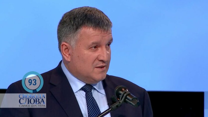 Арсен Аваков у Савика Шустера