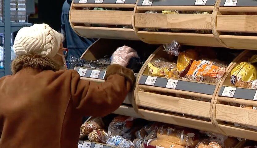 Цены на хлеб в Украине, рост цен на продукты