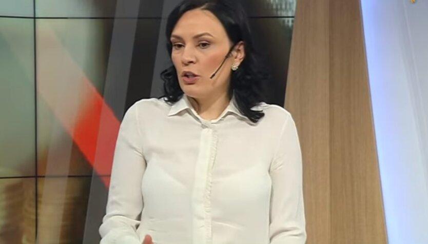Заместитель председателя ОП Юлия Ковалив