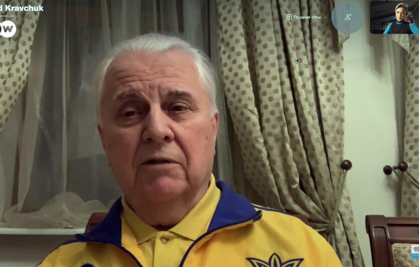 Леонид Кравчук, МАГАТЭ, ОРДЛО