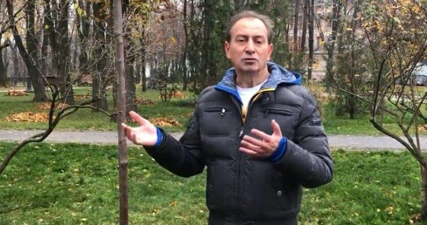 Николай Томенко, Томенко о власти, Томенко о свободе слова