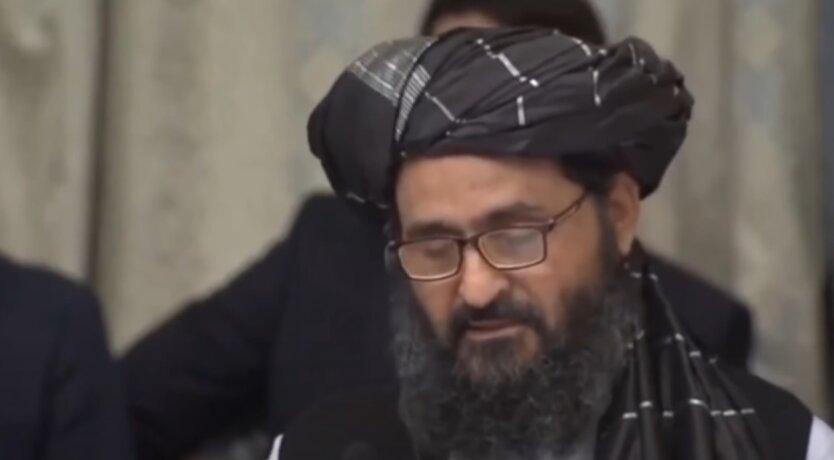 """Абдул Гани Барадар, """"Талибан"""", Афганистан"""