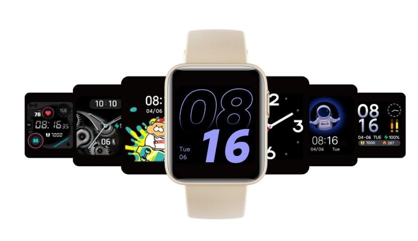 Xiaomi представила бюджетные смарт-часы Mi Watch Lite