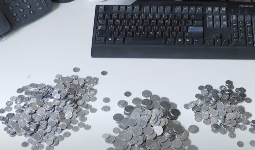 Монеты, Нацбанк