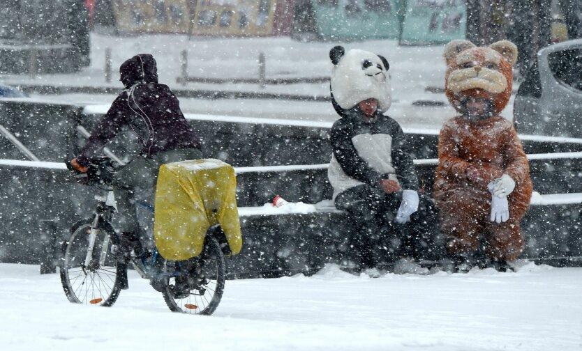 Погода в Украине, День Святого Николая 19 декабря, прогноз погоды