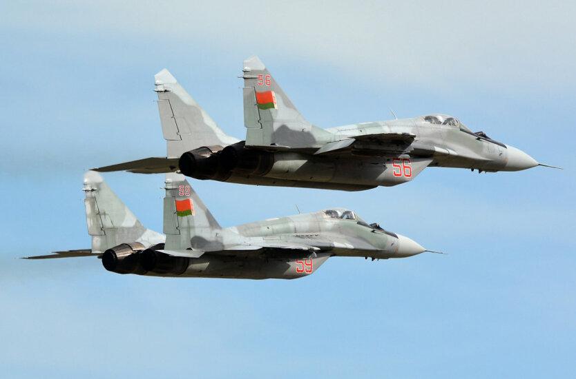 Военная авиация Беларуси,Воздушные шары в небе над Беларусью,Олег Орлов