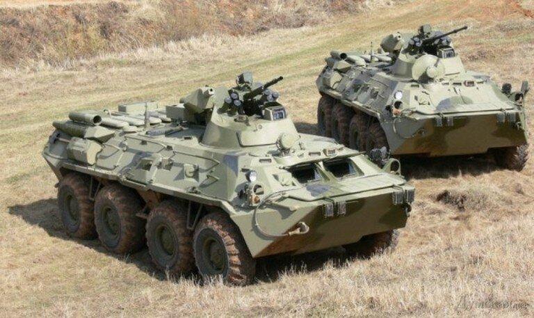 БТР-82А_Россия