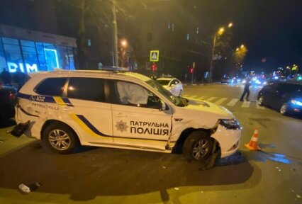 ДТП полиция Харьков