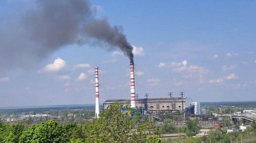 Загрязненный воздух в Киеве, Города с самым чистым воздухом в Украине