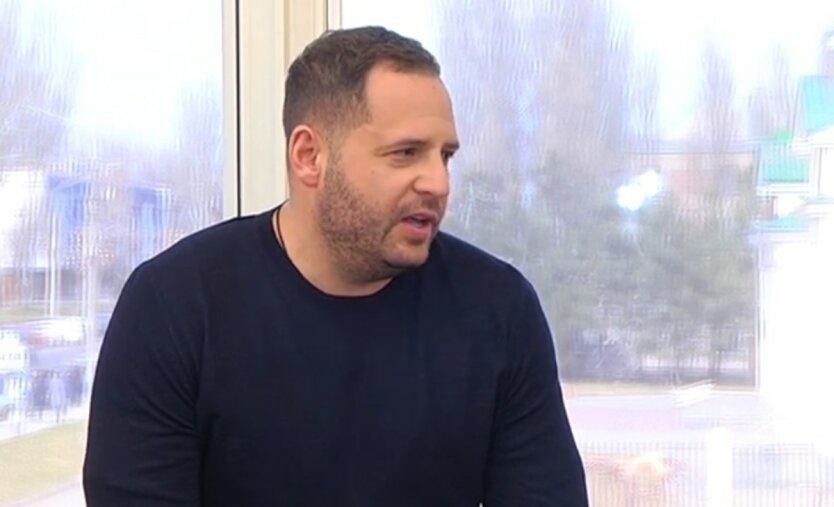 Андрей Ермак,Коррупция в Украине,Офис президента Украины,Предательство Ермака