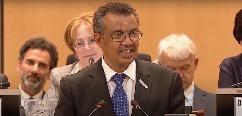 коронавирус в мире,Тедрос Адханом Гебрейесус,глава ВОЗ,последствия коронавируса для экономики