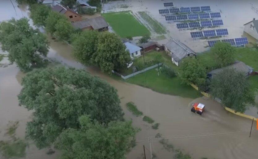 СБУ подозревает вину чиновников в природных бедствиях на Западной Украине