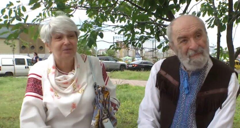 Пожилые люди, наследство