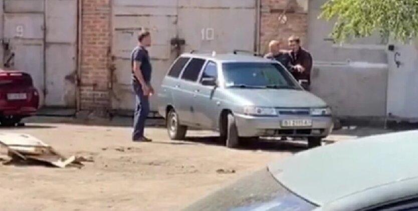 """""""Полтавский террорист"""", задержание, МВД"""