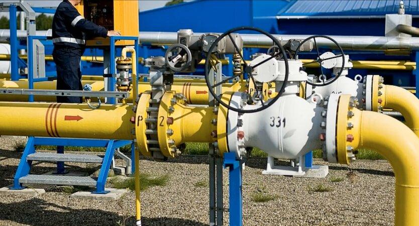 Транзит газа через Украину в европу, нафтогаз газпром