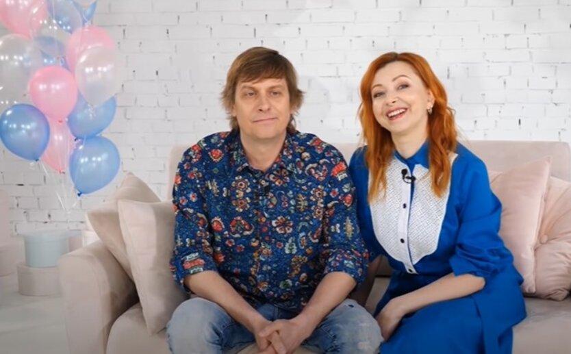 Степан Казанин с женой Натальей