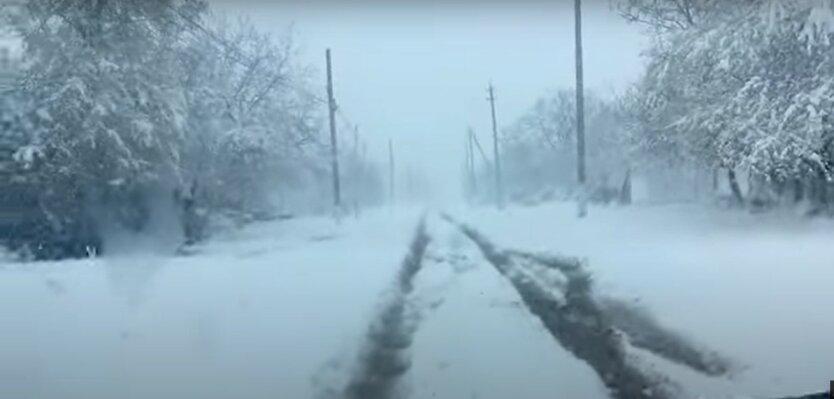 Снег летом, Киев, Демидов