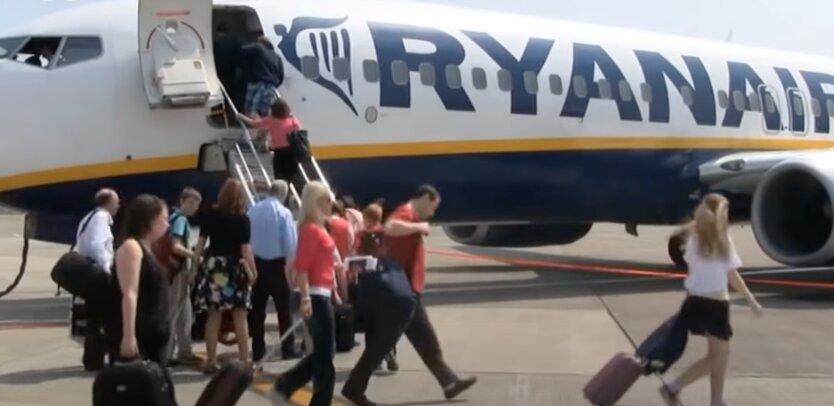 Ryaniar, новые рейсы из киева