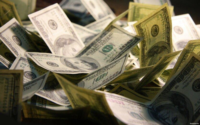 Доллары, курс валют в украине, курс доллара в украине