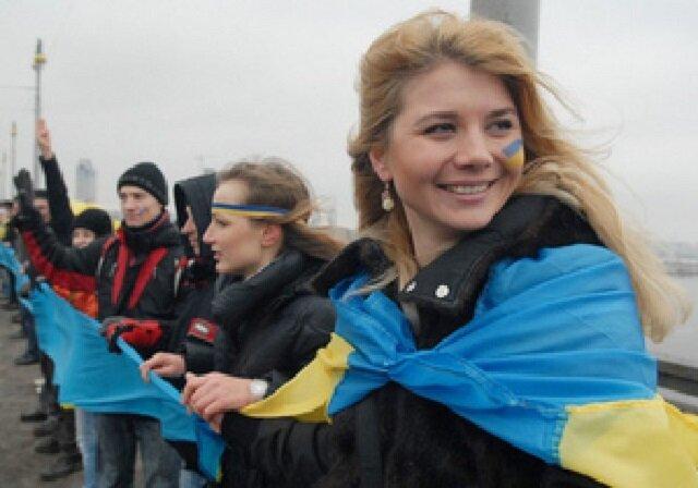 киевляне украинцы день соборности