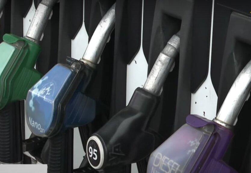 Дефицит бензина в Украине