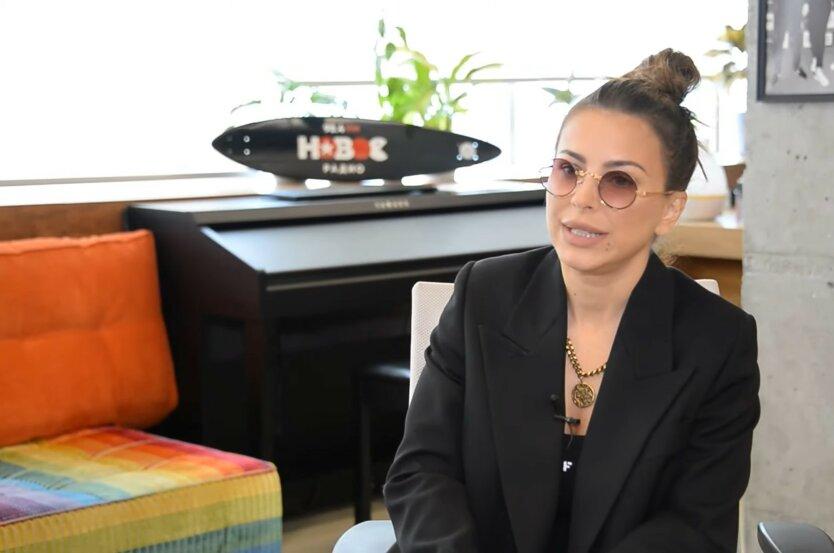 Ани Лорак, отдых в Дубае, фото