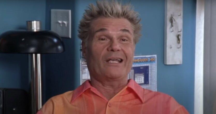 Фред Уиллард,актер из сериала Друзья,умер Фред Уиллард,умер голливудский актер