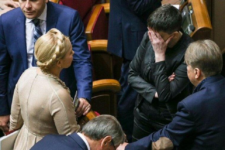 тимошенко савченко