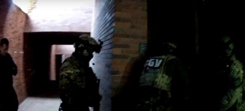 Операция СБУ,задержание СБУ,российские шпионы,государственная измена,следователи СБУ
