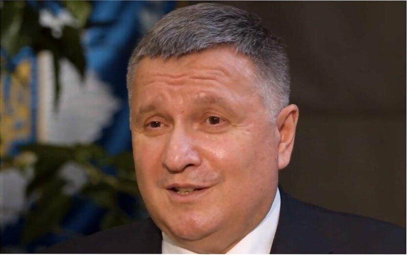Арсен Аваков, Владимир Зеленский, Виктор Медведчук, Санкции против Медведчука