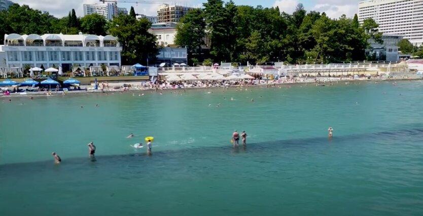 Погода на курортах Украины