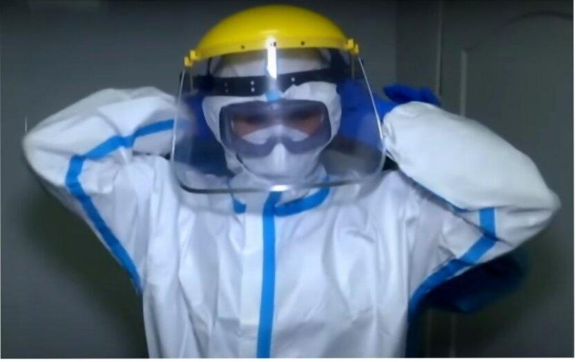 Юрий Романенко, Коронавирус в Украине, Борьба с коронавирусом в Украине