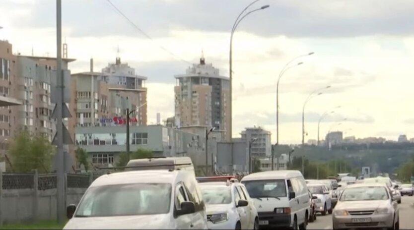 Броварской проспект, Киев, ремонт