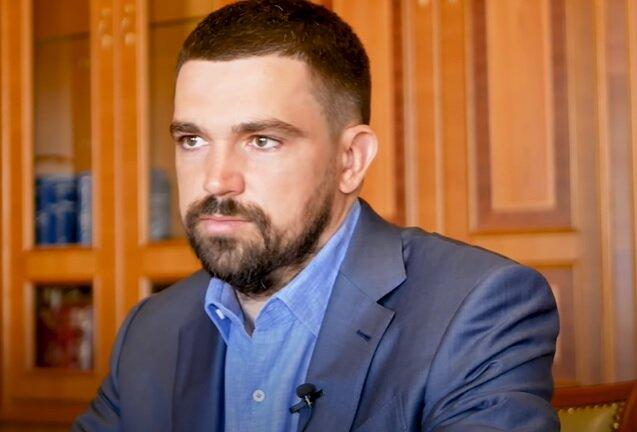 Первый заместитель главы Офиса президента Украины Сергей Трофимов