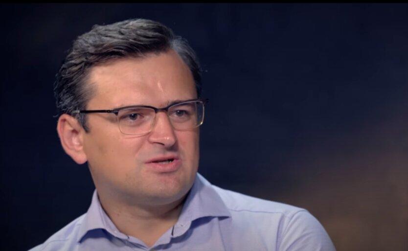 Дмитрий Кулеба, захват кораблей в Керченском проливе