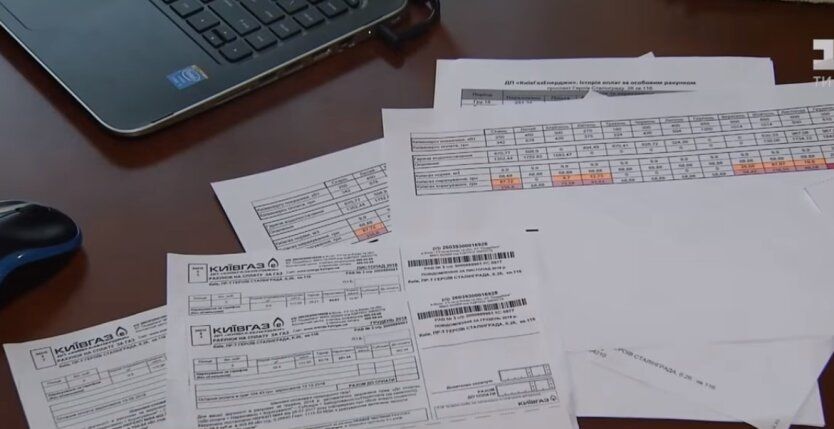 Платежки за газ, коронавирус, оплата счетов