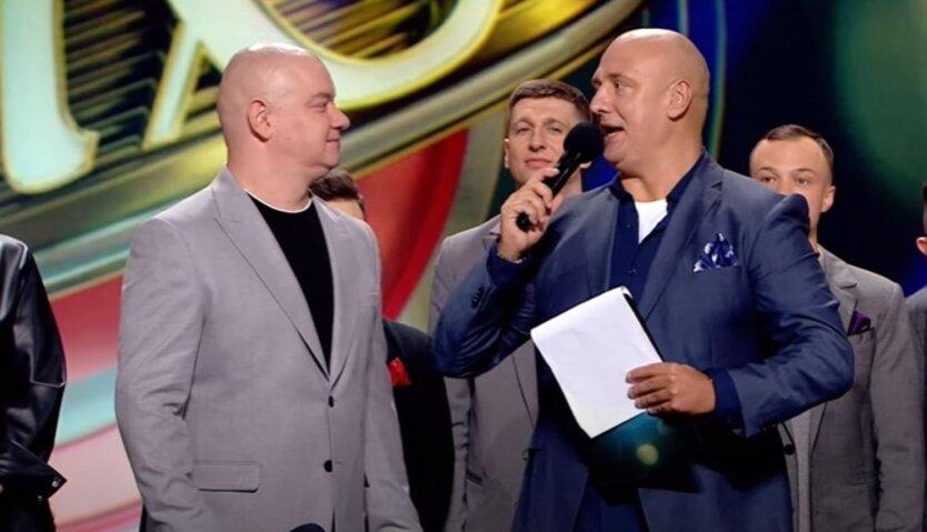 Евгений Кошевой и Потап