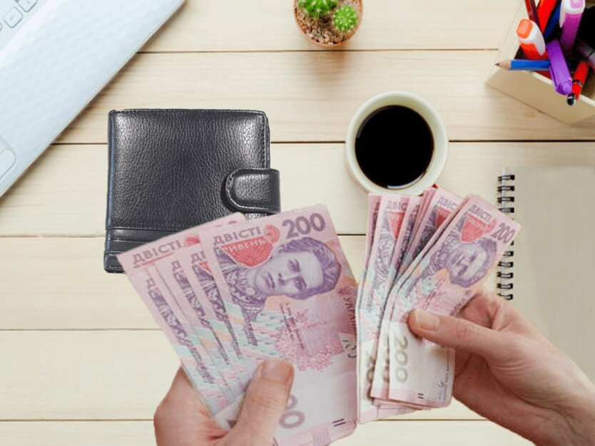 уровень зарплат в Украине