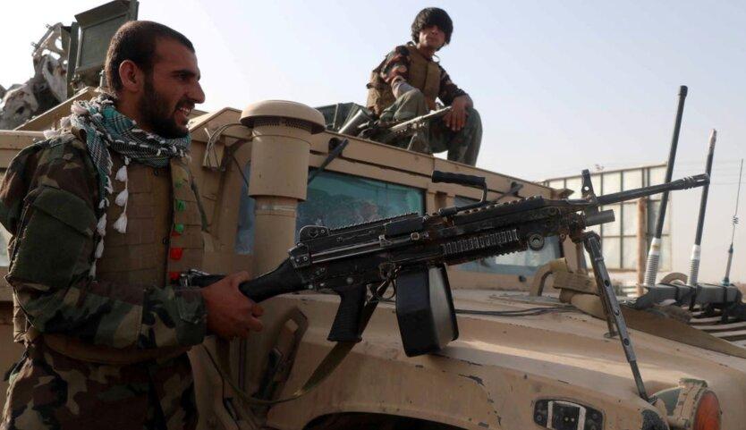 Ситуация в Афганистане, захват кабула, талибан