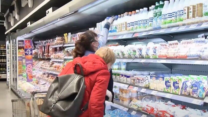 Цены, Украина, инфляция