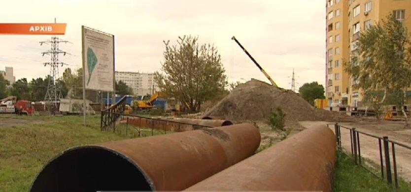 Отопительный сезон в Украине, Нафтогаз, населенные пункты