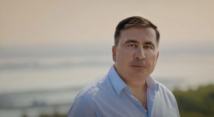 Михеил Саакашвили, Грузия, Украина