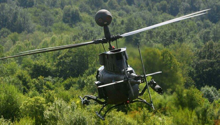 вертолет_Хорватия