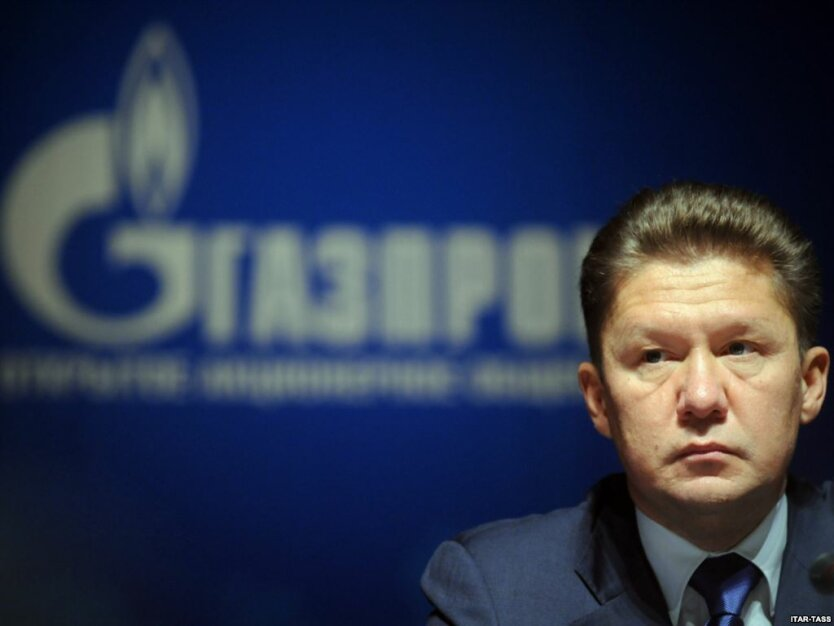 «Газпром» проверит реверсные поставки Украины как «сомнительные»